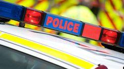 Une policière percutée par une voiture près de