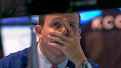 Les marchés boursiers proches de la panique face à la dégradation de