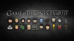 Les emoji «Game of Thrones»