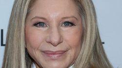 Barbra Streisand entre dans l'Histoire avec
