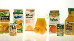 Pas si frais, le jus d'orange