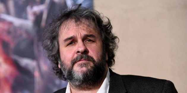 HOLLYWOOD, CA - DECEMBER 09: Director Peter Jackson attends the premiere of New Line Cinema, MGM Pictures And Warner Bros. Pictures' 'The Hobbit: The Battle Of The Five Armies' at Dolby Theatre on December 9, 2014 in Hollywood, California. (Photo by Frazer Harrison/Getty Images)
