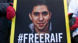 Une vigile à Montréal pour réclamer la libération du blogueur Raïf