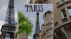 Un récit de voyage en Europe à découvrir en dessins et «stop motion»