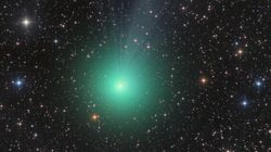 Ne ratez pas la comète Lovejoy, visible à l'œil nu, avant sa disparition pendant 8000
