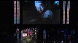 Cérémonie en commémoration du séisme en Haïti à la TOHU