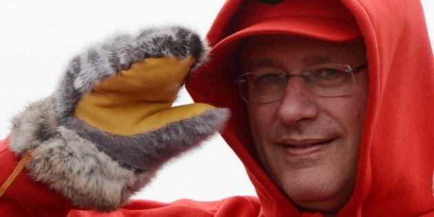 Stephen Harper se prépare à son périple annuel dans le Grand