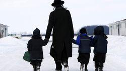 Deux filles de la secte Lev Tahor ont fui leur famille