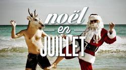 «Noël en juillet» à Juste pour rire: fêter Noël en