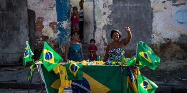 Mondial-2014 : Le Brésil retient son souffle avant la fête du