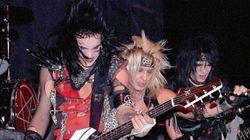 Les stars du rock des années 80, avant et maintenant