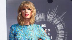 Taylor Swift fait la fête avec ses fans