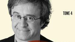 «Chroniques» de Stéphane Laporte: écrire avec sa plume d'enfant (ENTREVUE/