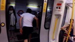 «Race The Tube»: le nouveau défi où il faut courir plus vite que le métro