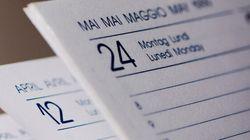 Les jours fériés en 2015 au