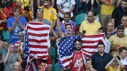 Suivez le match: États-Unis -