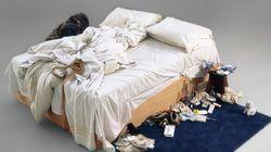 L'oeuvre «My bed» vendue pour 4 millions de dollars