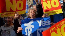 Écosse: les indécis brouillent les résultats de