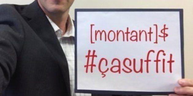 ÇaSuffit.org: la CAQ lance une campagne Web contre Yves