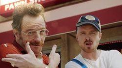 Emmy Awards 2014: Bryan Cranston, Aaron Paul et Julia Louis-Dreyfus réunis dans un même sketch