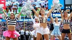 Les cheerleaders du Super Bowl 2015 en