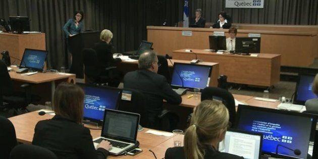 Commission Charbonneau: un tiers des gens sont insatisfaits selon un
