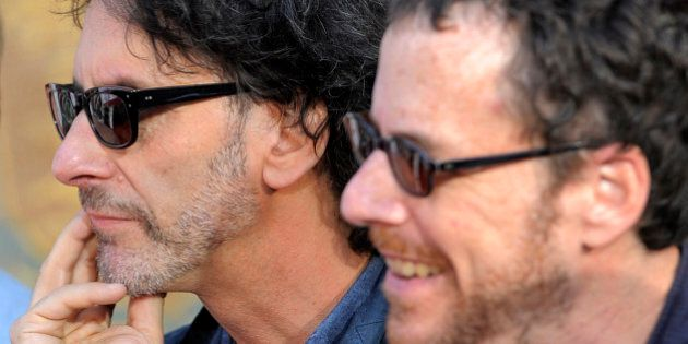 Brothers Joel Coen, left, and Ethan Coen, co-writers and co-directors of the