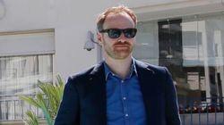 Stéphane Lafleur heureux de l'accueil positif reçu à Cannes