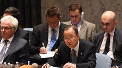Le Conseil de sécurité de l'ONU appelle à un