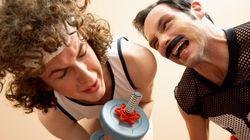 Le gym, pour une perte de poids et d'intérêt tout aussi