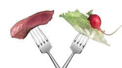 Pourquoi devenir végétarien? Un bref