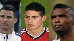 Mondial 2014: les 3 meilleurs joueurs de chaque pays