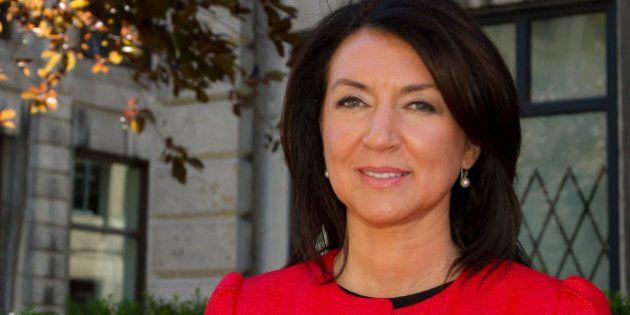 Élections fédérales: le PLC a approché Nathalie Normandeau, Justin Trudeau