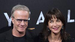 Un couple célèbre du cinéma français se