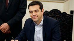 Tsipras: la promesse d'une nouvelle