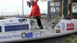 Passage Nord-Ouest à la rame: Charles Hedrich est prêt pour la 2e