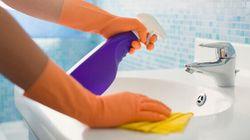 10 choses que vous ne nettoyez pas correctement dans votre