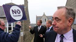 Écosse: les électeurs ont été «escroqués» par Londres, selon Alex