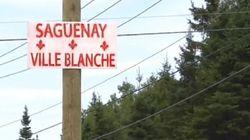 Saguenay: l'affichage raciste se