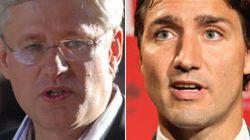Harper s'en prend à Trudeau et promet que le registre des armes ne reviendra