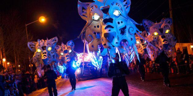 Carnaval de Québec: Dernier blitz ce week-end