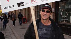 Des réalisateurs dans la rue (PHOTOS/