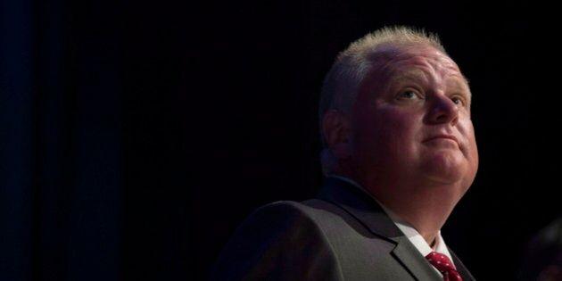 Atteint de cancer, le maire Rob Ford remercie les Torontois pour leurs mots