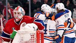 Les Oilers défont le Canadien en