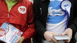 Référendum en Écosse: #voteyes, #voteno, la bataille des réseaux