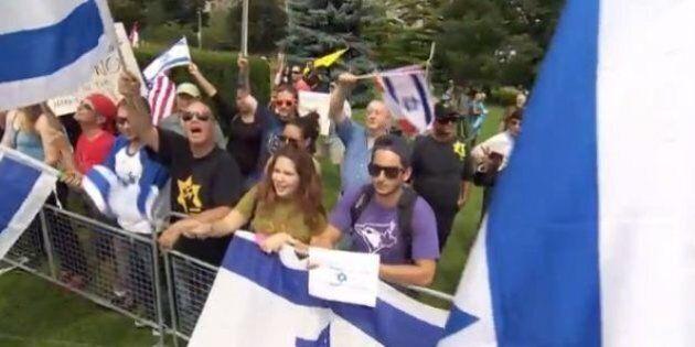 La Ligue de défense juive tâte le terrain à