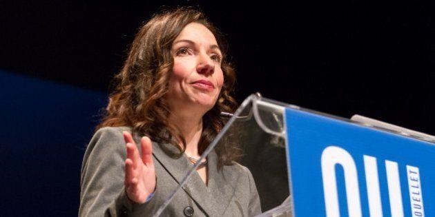 Lancement de campagne de Martine Ouellet: « La course ne fait que commencer »