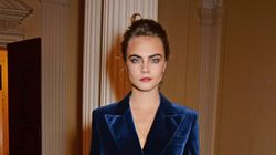 Cara Delevingne dévoile ses jambes interminables