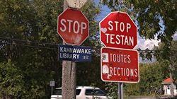 Kahnawake: débat autour de l'expulsion des