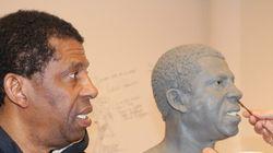 Musée Grévin: La tête de Dany Laferrière est